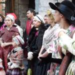 St Eloi 2011, costumes et bijoux catalans de différentes époques.