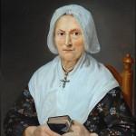 Jean Louis Elshoecht (1760-1841), portrait de femme, © 2006 The Bowes Museum