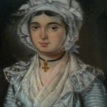 Costume d'Agde vers 1790, Musée du Vieil-Agde.
