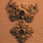 Croix et noeud empierré , Musée Marès, Barcelone
