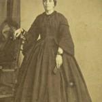 Roussillonnaise, photo Jean Laurent, Madrid, vers 1860.
