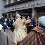 St Eloi 2011, sardanes place de la loge