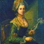 Portrait de femme, musée des Augustins, Toulouse.