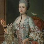 E. de la Vallée de la Roche, par Hubert-Descours, 1771 © 2006 The Bowes Museum