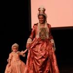 Costumes portés en Roussillon par la noblesse vers 1700.