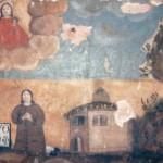 Font-Romeu, ex-voto début du XVIIIe s.