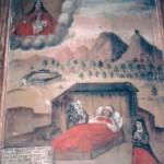 Font-Romeu, ex-voto fin 17e. s.