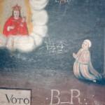 Font-Romeu, ex-voto XVIIIe s.