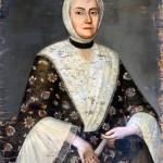 Portrait de Thérèse Jauffret, Bowes Museum.