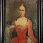 Portrait de femme, vers 1750.