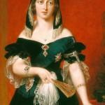 La Reine Victoria en 1840.