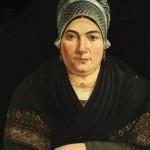 Portrait de femme, Roussillon, 1845, Musée Casa Pairal, Perpignan.