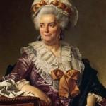 David, portrait de Madame Charles-Pierre Pécoul, née Potain. Musée du Louvre, Paris.