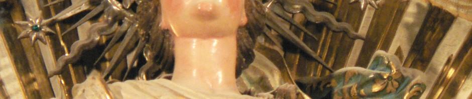 Vierge immaculée, cathédrale de Girona, Catalogne, XVIIIe s.