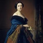 Portrait de Saturnina Canaleta i Girona, 1856.