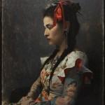 Sean Cheetham portrait.