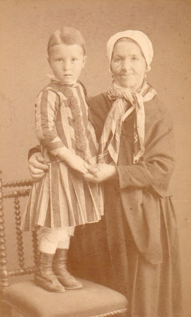 Cliché Provost, Perpignan autour de 1870.