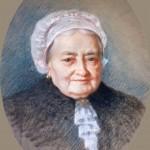 Portrait de femme en coiffe catalane, Pyrénées-Orientales, vers 1900.