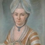 Portrait de femme, vers 1770, vente à Villefranche sur Saone, 13 03 2010.
