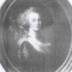 Portrait de la Maréchale de Mailly.