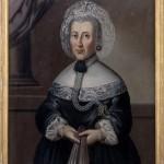 Maximiliana Christina, comtesse de Trauttmannsdorff, 1696,