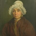 Portrait de Jacquette Clerc, Pierre Cavaillé, 1860, Musée du Vieux-Toulouse, 2009-04-02.