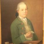 Portrait d'homme, 1774.