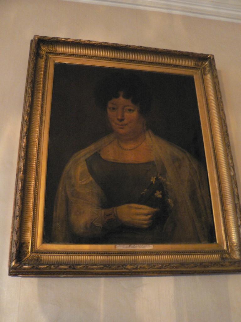 Portrait de Victoire de Selva de Savalette.