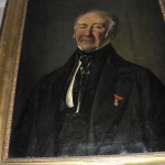 Joseph de Lazerme (1787 1853), conseiller général et député royaliste des Pyrénées-Orientales fut aussi Chevalier de la Legion d'Honneur et de l'ordre du Lys.