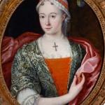 Portrait de femme, Roslin, Bowes museum.