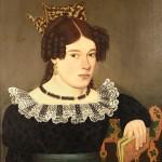 Portrait de femme, Etats Unis d'Amerique.
