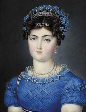 Luisa Carlota di Borbone, Principessa delle Due Sicilie