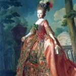 Maria Feodorovna by Roslin
