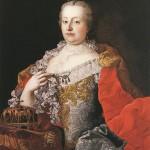 Martin van Meytens, Portrait de Maria Theresia de Habsbourg