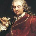 Martin van Meytens, autoportrait, 1740.
