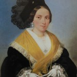 Portrait de Mariette Dayre par E. Gleize, Museon Arlaten.