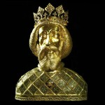 St Ladislaus ou Laszlo, Gyor, Hongrie.