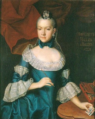 Portrait de la noblesse hongroise, vers 1756-1758.