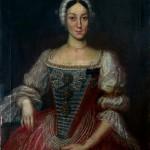 Portrait noble, vers 1750, Slovaquie.