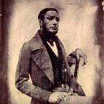 L'orfèvre Felix Velzy vers 1860.