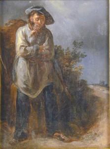 Paul Soulié, Costume paysan du Languedoc.