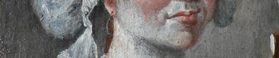 Coiffe de Perpignan et du Roussillon, Gamelin, collection particulière.
