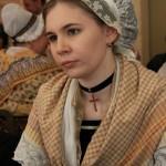 Costume Roussillonnais du milieu du XIXe s.©Eric Blanc.