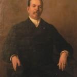 Portrait de Charles Ducup de Saint-Paul, château du Parc Ducup.