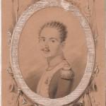 Guiraud, portrait de militaire.
