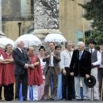 Discours du maire d'Arles
