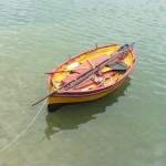 Petite barque dite El Tap.