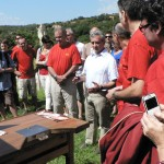 intervention du maire d'Ille sur Tet