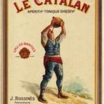 Catalan inspiré du tableau de William Turner Dannat (1853-1929), Contrebandier aragonais, 1883