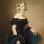 Portrait de femme par Joseph Weidner